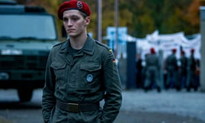 Jonas Nay as Martin Rauch in Deutschland 83