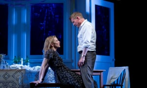 Cate Blanchett and Richard Roxburgh in Sydney Theatre Company's 2015 production The Present, which will open on Broadway in late 2016.