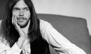 Neil Young in the mid-1970s