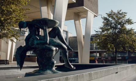 The arts will prevail … Mother and Child sculpture in Basildon.