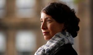 Novelist and psychologist Ayelet Gundar-Goshen: 'lightly worn clinical expertise'