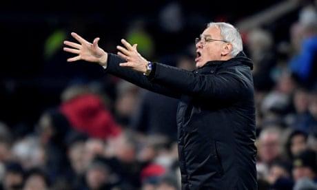 Ranieri rues Fulham's 'inexperience' in last-gasp loss to Tottenham – video