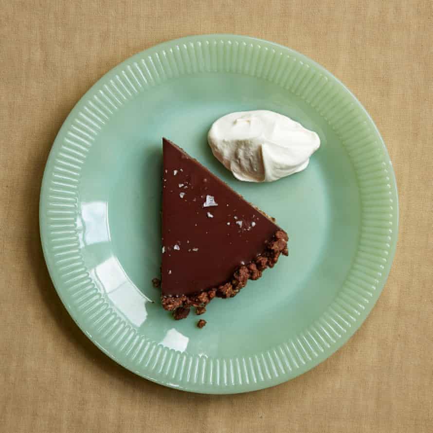 Ravneet Gill's chocolate mud pie.