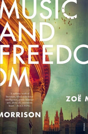 Book cover: Music and Freedom by Zoe Morrison