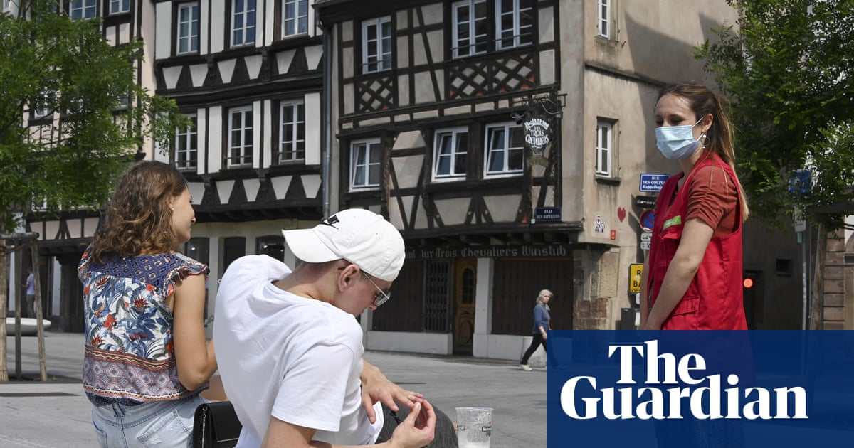 French football fans who went to illegal match sought for Covid-19 testing