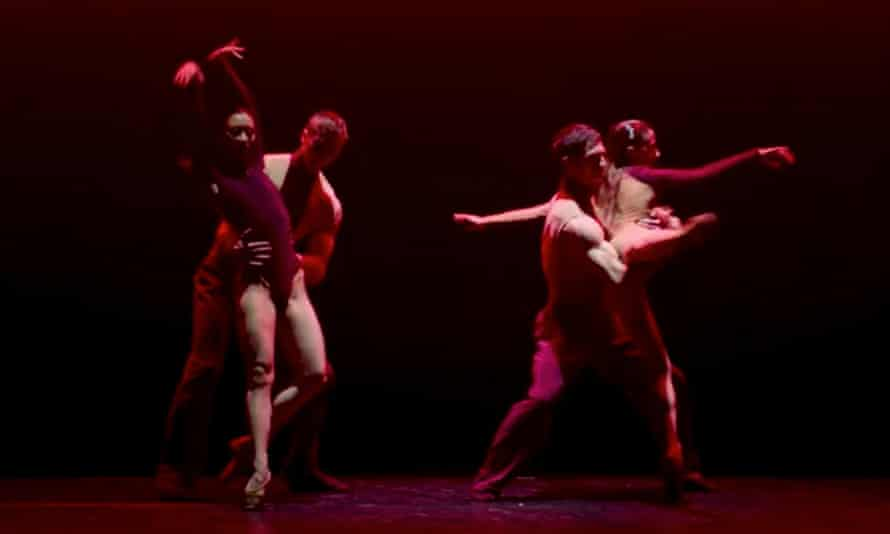 Palmos باله Opera Ballet Flanders.