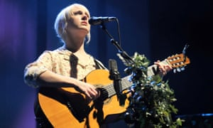 Laura Marling: 'I realised that all the people I perform with are men.'