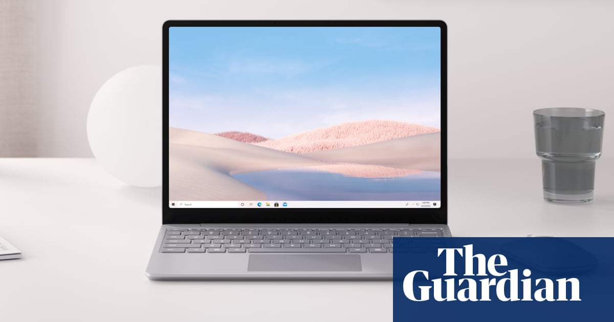 Microsoft launches cheaper Surface Laptop Go – The Guardian