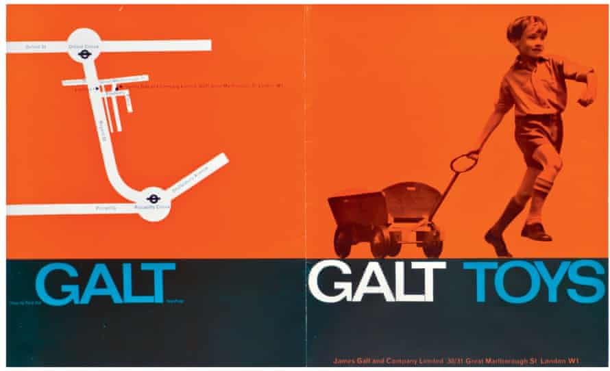 Ken Garland had a 20-year association with Galt Toys. With his help, Galt became the market leader in intelligent toys.