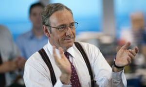 Kevin Spacey in Margin Call.