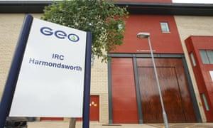 Harmondsworth centre