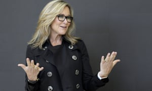Angela Ahrendts, head of Apple's retail division