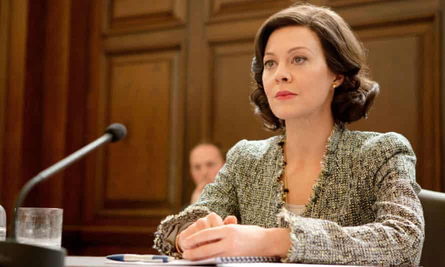 Helen McCrory in Bond Skyfall, 2012.