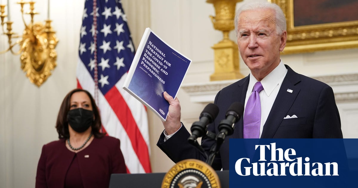 Covid 'will get worse before it gets better', says Biden | First Thing