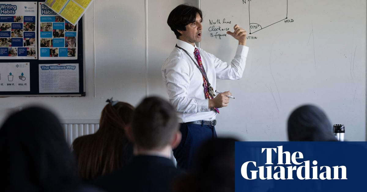 Maths scores in world education rankings inflated for England and Wales – study