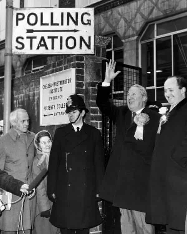 Ted Heath's 'who governs Britain?' election in 1974 backfired spectacularly and heralded the end of the one-nation tradition.