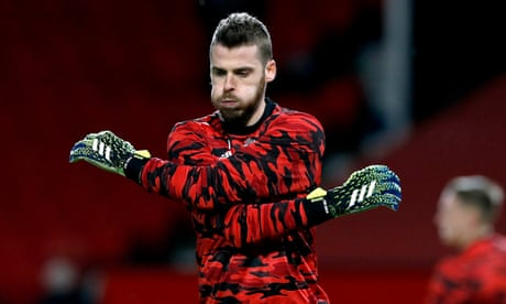 Manchester United's David de Gea may miss West Ham game after quarantine