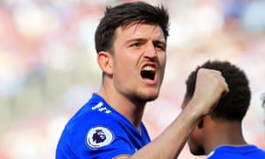 Is Harry Maguire heading to Manchester?