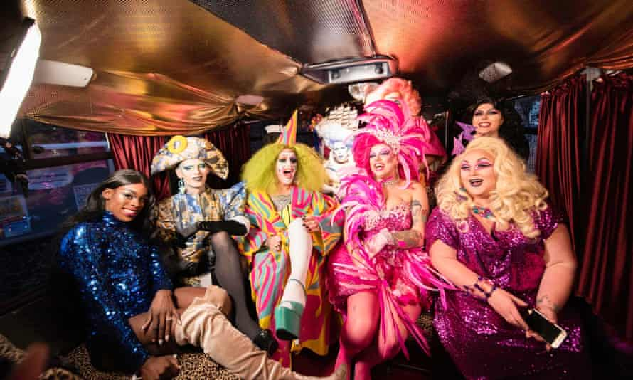 The Family Gorgeous to the rescue in Drag SOS