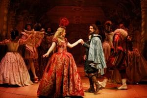 A scene from Shakespeare in Love