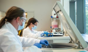 Oxford Vaccine Group researchers working on the coronavirus vaccine developed by AstraZeneca and Oxford University