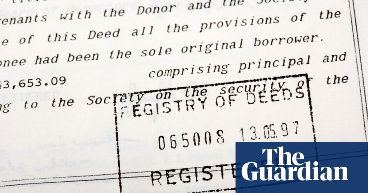 How Do We Register A Property Paid For With Unequal Deposits