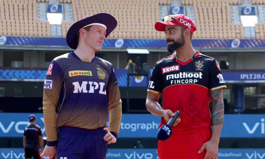 Eoin Morgan and Virat Kohli, captains of Kolkata Knight Riders and Royal Challengers Bangalore respectively, will be among the stars playing in the UAE.