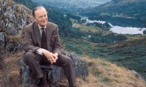 Art historian Kenneth Clark in the BBC's original Civilisation series.