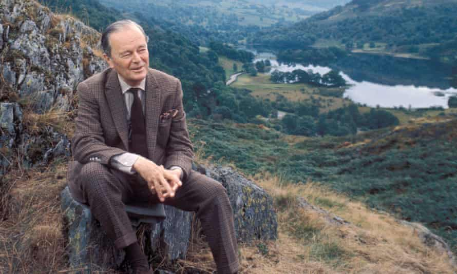 Art historian Kenneth Clark in the BBC's original Civilisation series.