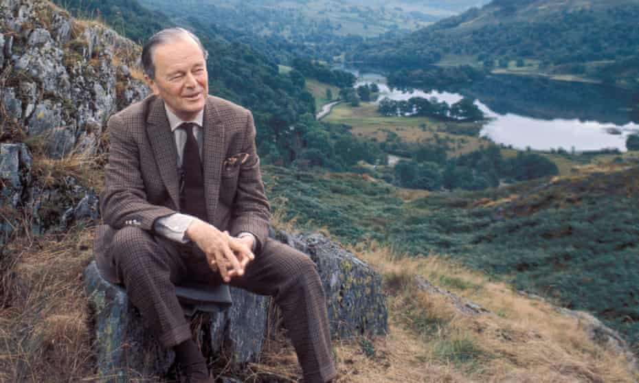 Patrician narrative … Kenneth Clark, who presented the historic Civilisation series in 1969.