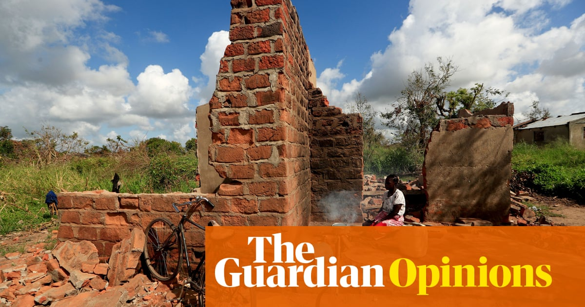 Why don't we treat the climate crisis with the same urgency as coronavirus? | Owen Jones