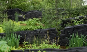 Andy Sturgeon's M&G garden