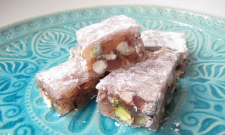 Felicity Cloake's perfect Turkish delight.