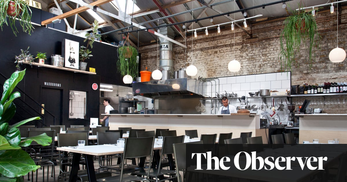 Forza Win, Peckham: 'Exceptionally brave venture' – restaurant