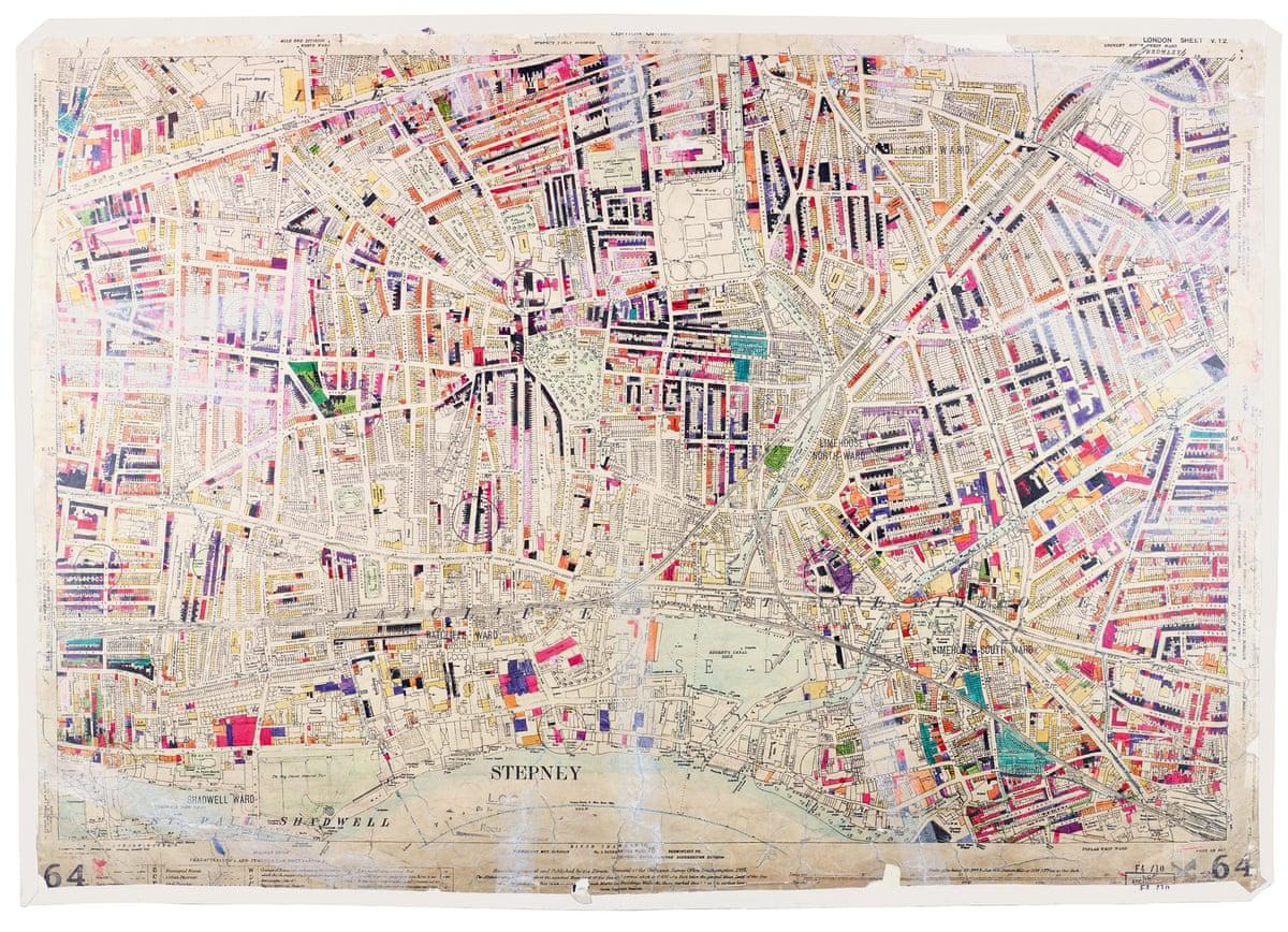 London Fashion Week  Maps