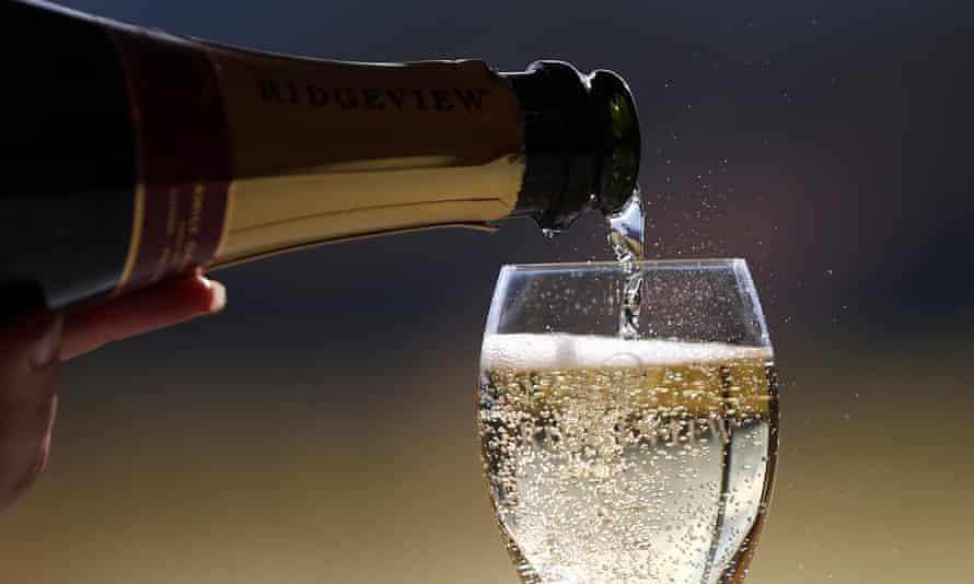 Ridgeview sparkling wine