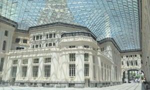 glass palace  madrid
