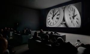 Christian Marclay, The Clock, 2010.