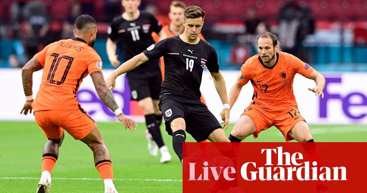 Netherlands v Austria: Euro 2020 – live!