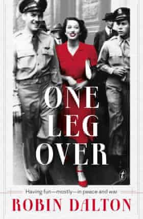 Cover image for One Leg Over by Robin Dalton