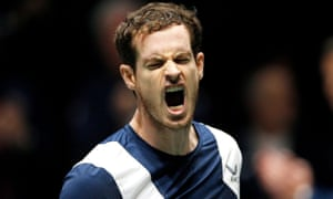 Andy Murray came through a marathon battle with Tallon Griekspoor in Madrid.
