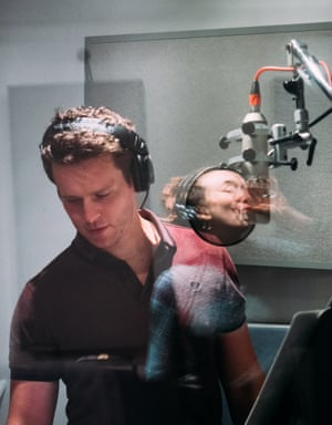 """Jonathan Groff: """"The subject line said 'musical podcast' and I was so intrigued by the idea."""""""