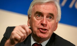 John McDonnell's comments led to the Scottish Labour leader saying he would fight to prevent McDonnell's position becoming party policy.