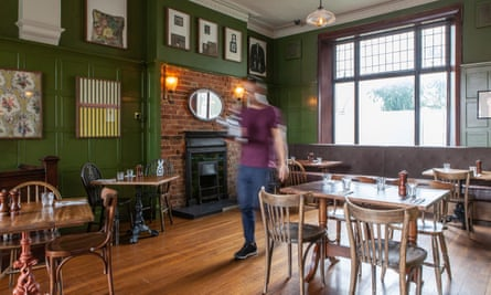 'Makes a non-pub-goer like myself feel I'm in a safe space': The Royal, St Leonards.