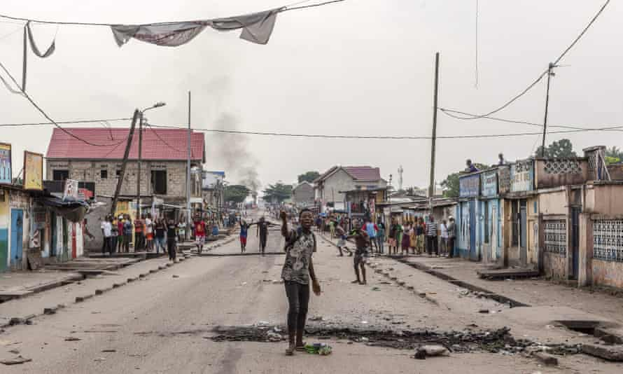 At least 40 people died last week in protests against Kabila's refusal to step down at the end of his constitutional mandate last Tuesday.