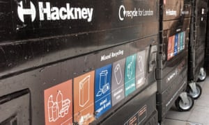Recycling rates in London have fallen by 0.8%, despite the UK being set a target of recycling at least 50% of waste by 2020.