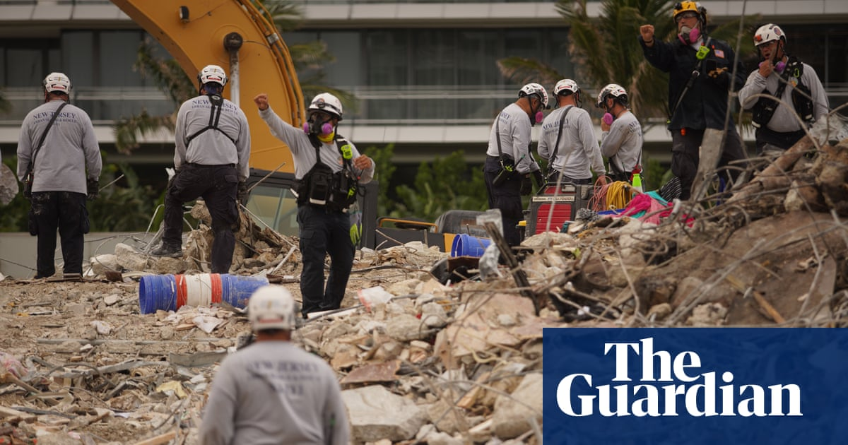 Miami condo death toll rises to 78 as recovery hits 16th day