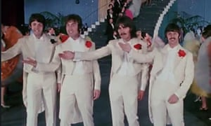The Beatles' Magical Mystery Tour (1967) - Your Mother Should Know. Scene with Peggy Spencer dancers