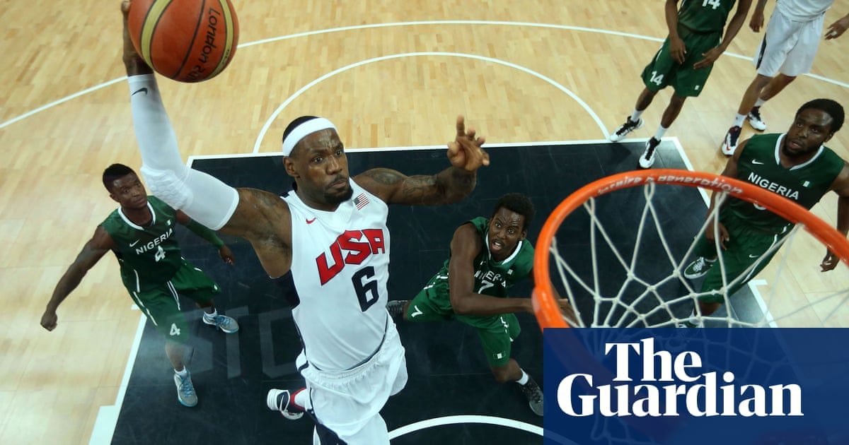 LeBron James and Stephen Curry on initial USA Olympic basketball roster