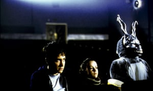'Donnie Darko was a pretty accurate portrayal of my teenage years': with Jena Malone in the hit 2002 film.